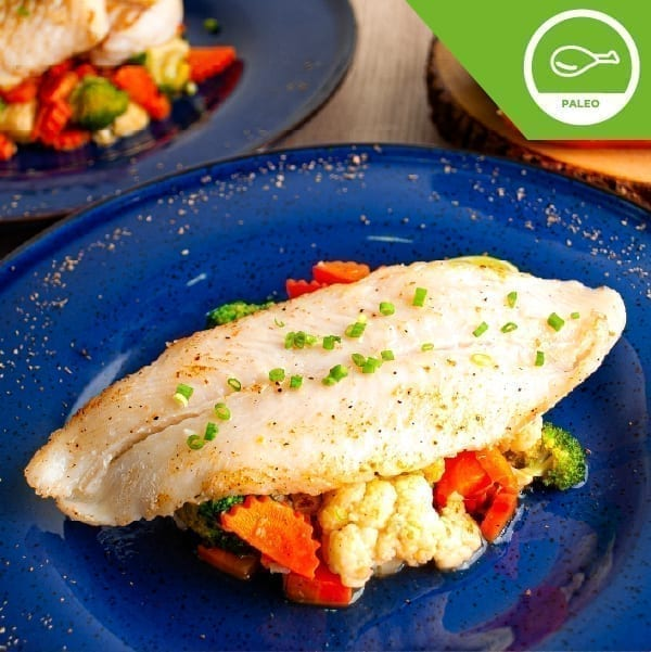 Dory Fish Fitness Meal