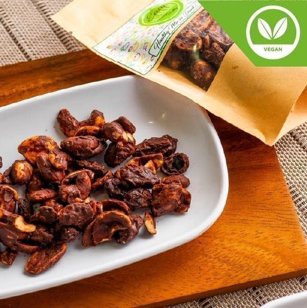 Healthy Mix in Dark Chocolate (Mixed Nuts, Dried Fruits Dipped in Dark Chocolate)