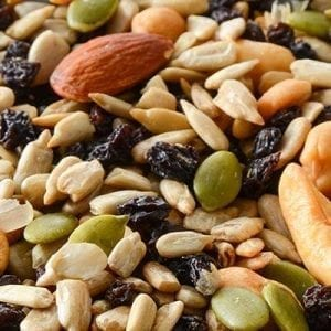 Nuts Seeds & Dried Fruits Mix 100 g