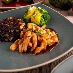 Free-range Chicken Teriyaki