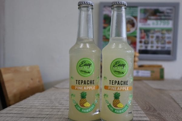 Pineapple Tepache