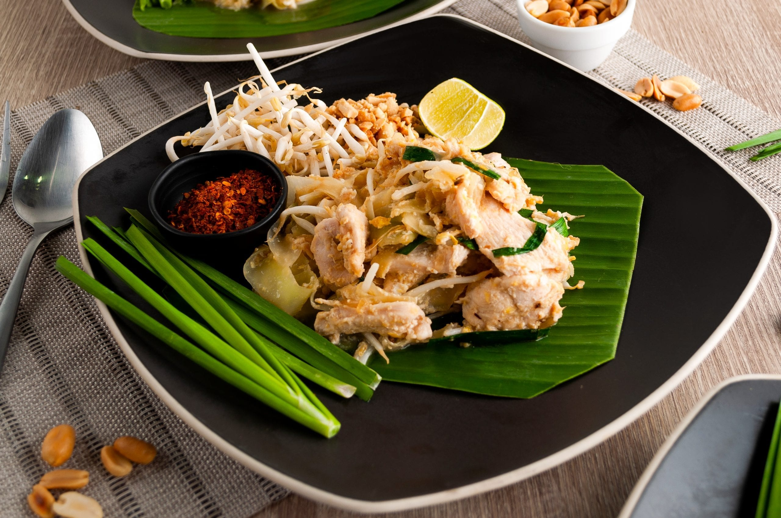 Papaya Pad Thai Free-range Chicken